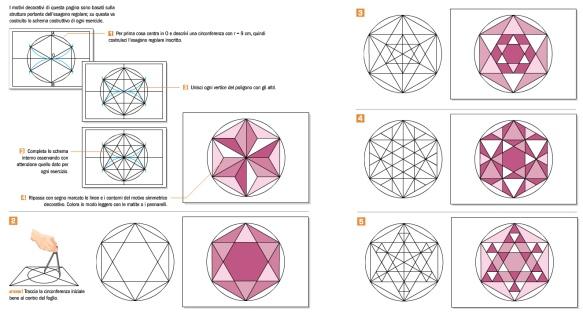 simmetrie esagono