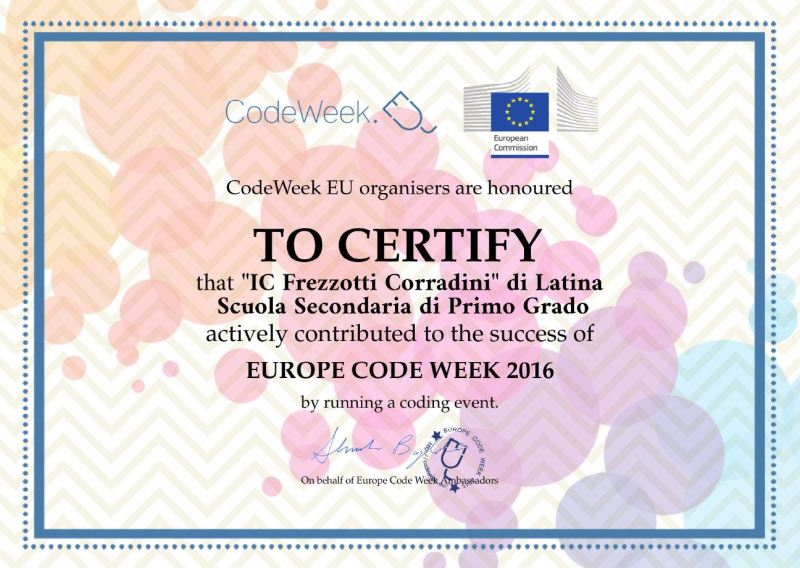 certificato-code-week-2016-ic